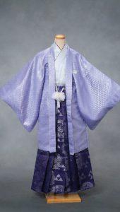 袴×水色|紳士 男性袴