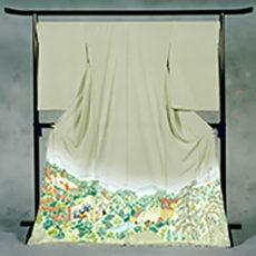 120 天龍村 「大河内池大神社例祭」 色留袖