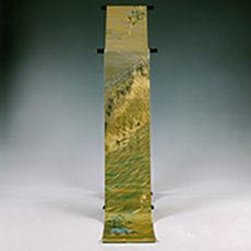 24 上山田町 「万葉の歌碑」 袋帯