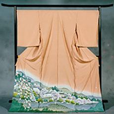26 真田町 「長谷寺」 色留袖