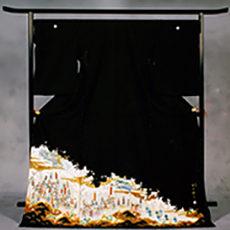 27 上田市 「真田祭り」 留袖