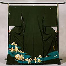50 小谷村 「千国諏訪神社例祭」 留袖