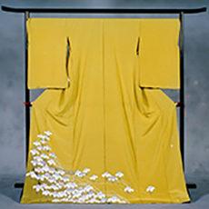 63 明科町 「菖蒲園」 色留袖