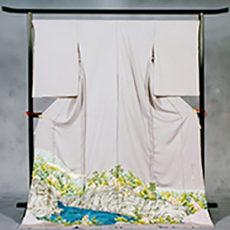 83 上松町 「寝覚めの床」 色留袖