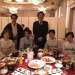 ☆齋藤一騎先生と新年会☆