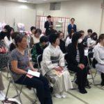 5/11 着付け教室デモンストレーション☆