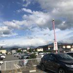 【長野本店】シャレニーmegaドン・キホーテ店から見た空